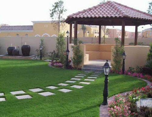 شركة تنسيق حدائق في العين |0543527720| تصميم حدائق