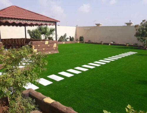 شركة تنسيق حدائق في راس الخيمة |0543527720| شلالات